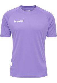 Hummel - DUO SET - Sports shorts - paisley purple/white - 1