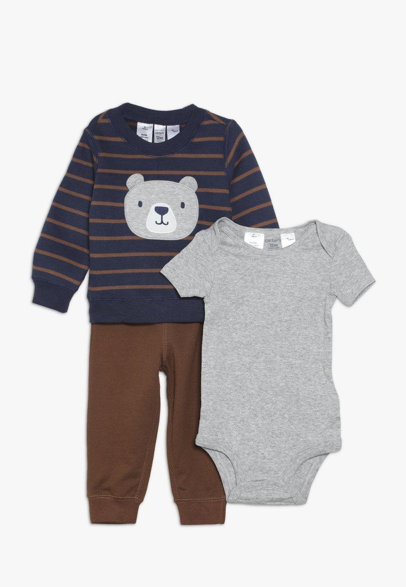 Carter's - BABY SET - Body - blue