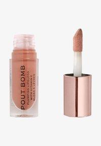 Make up Revolution - POUT BOMB PLUMPING GLOSS LIPGLOSS - Lip gloss - candy - 0