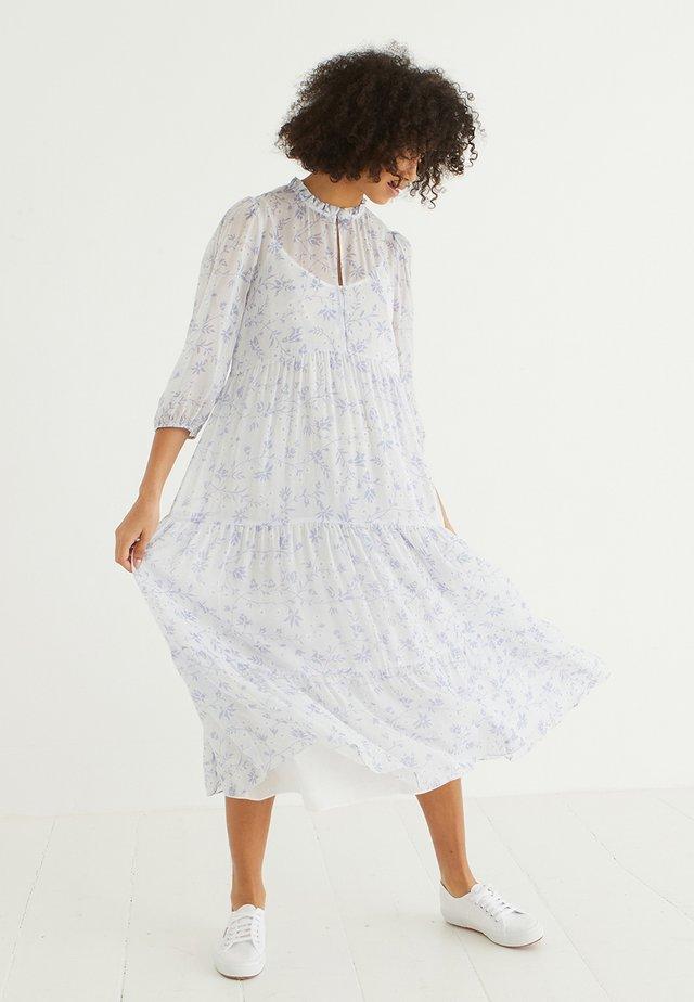 ROMANTIC  - Korte jurk - white