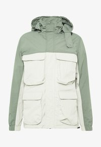 RRNEWTON - Summer jacket - duck green