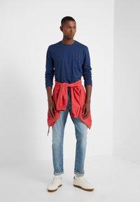 Polo Ralph Lauren - Long sleeved top - monroe blue heath - 1