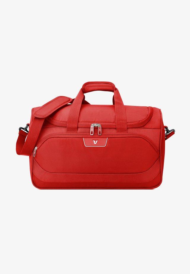 JOY - Weekend bag - rosso