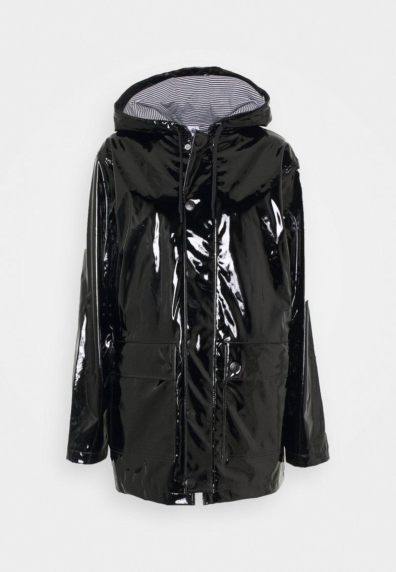 Petit Bateau - Waterproof jacket - noir