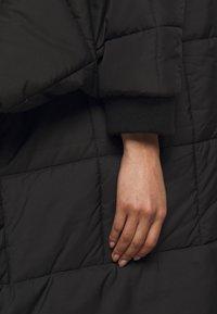 Henrik Vibskov - THE DUVET COAT - Klassinen takki - black - 6