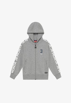 CRATO - Zip-up hoodie - heather grey