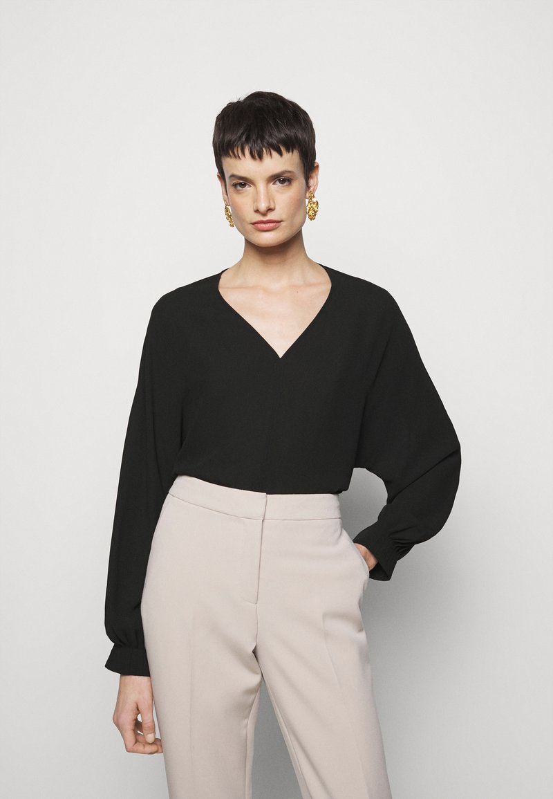 Filippa K - RILEY - Blouse - black