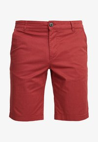 Selected Homme - SLHSTRAIGHT PARIS - Shorts - brick red - 4