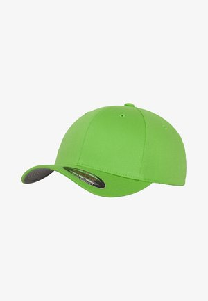 COMBED - Cap - fresh green