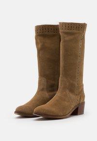 Musse & Cloud - DAELIS - Boots - sand - 2