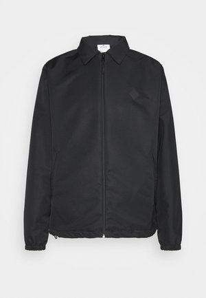 HANGER COACH JACKET - Lehká bunda - black