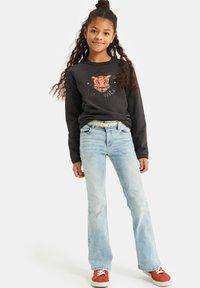 WE Fashion - NORMAL FIT - Sweatshirt - black - 0