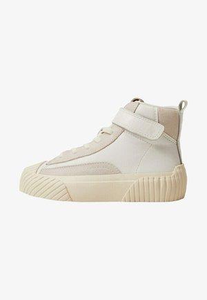 BASKETS - Sneakers hoog - blanc
