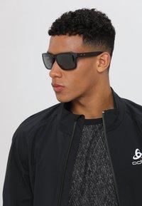 Oakley - HOLBROOK XL - Sunglasses - prizm black polarized - 1
