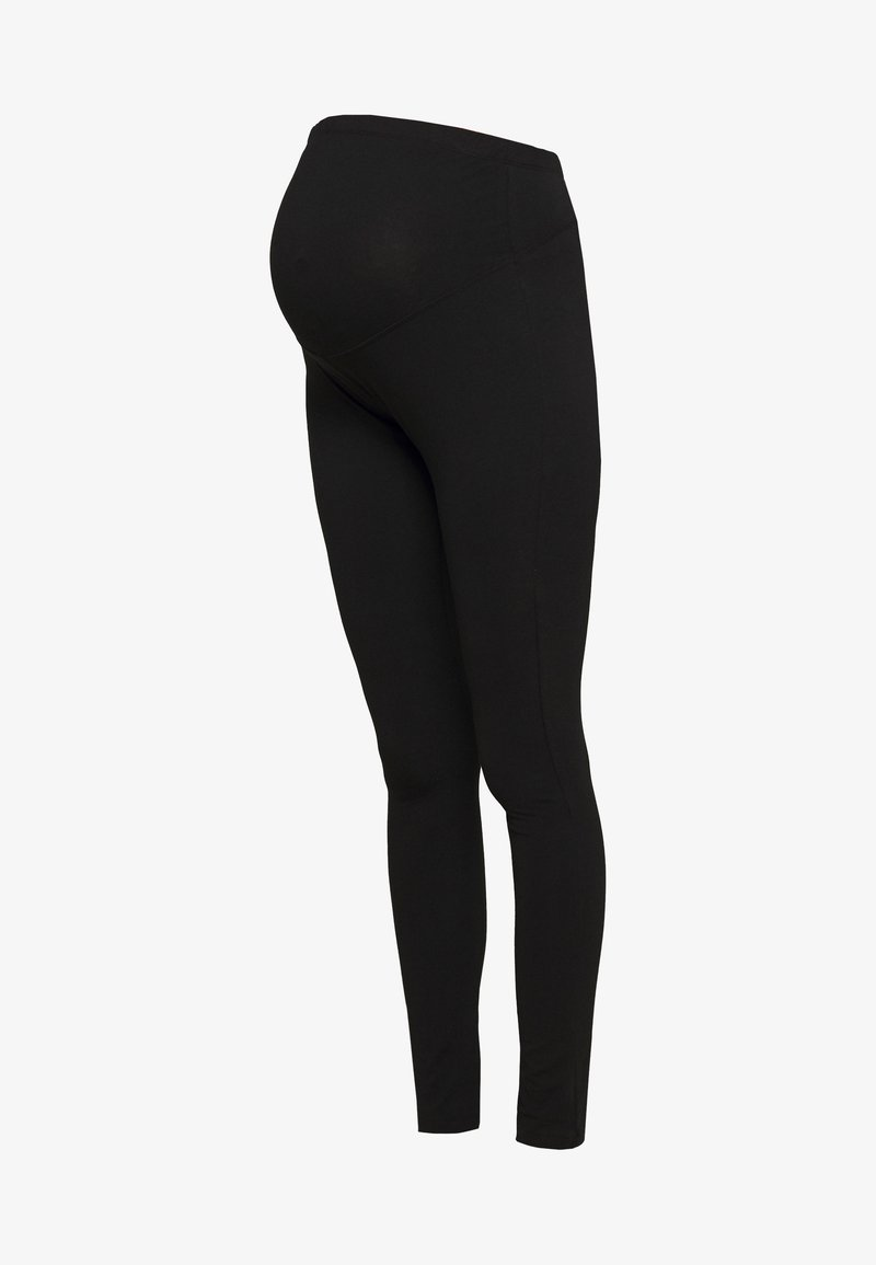 Anna Field MAMA - Leggings - Trousers - black