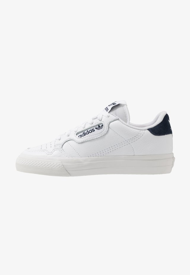 CONTINENTAL - Trainers - footwear white/collegiate navy