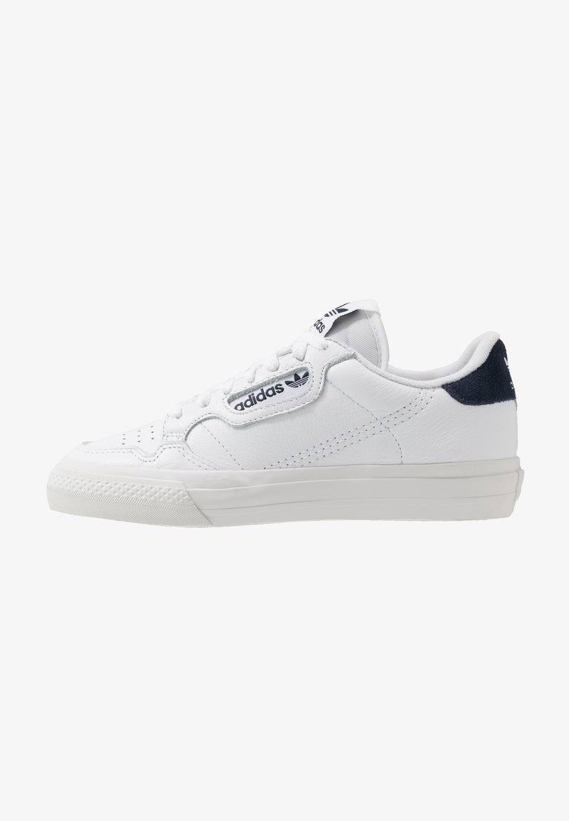 adidas Originals - CONTINENTAL - Matalavartiset tennarit - footwear white/collegiate navy