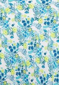 Glamorous Tall - SKIRT - Maxi sukně - blue/yellow - 2