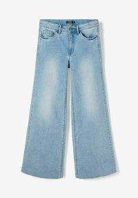 LMTD - Flared Jeans - light blue denim - 2