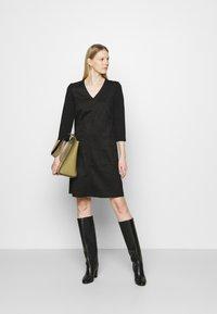 Opus - WANORA - Day dress - black - 1