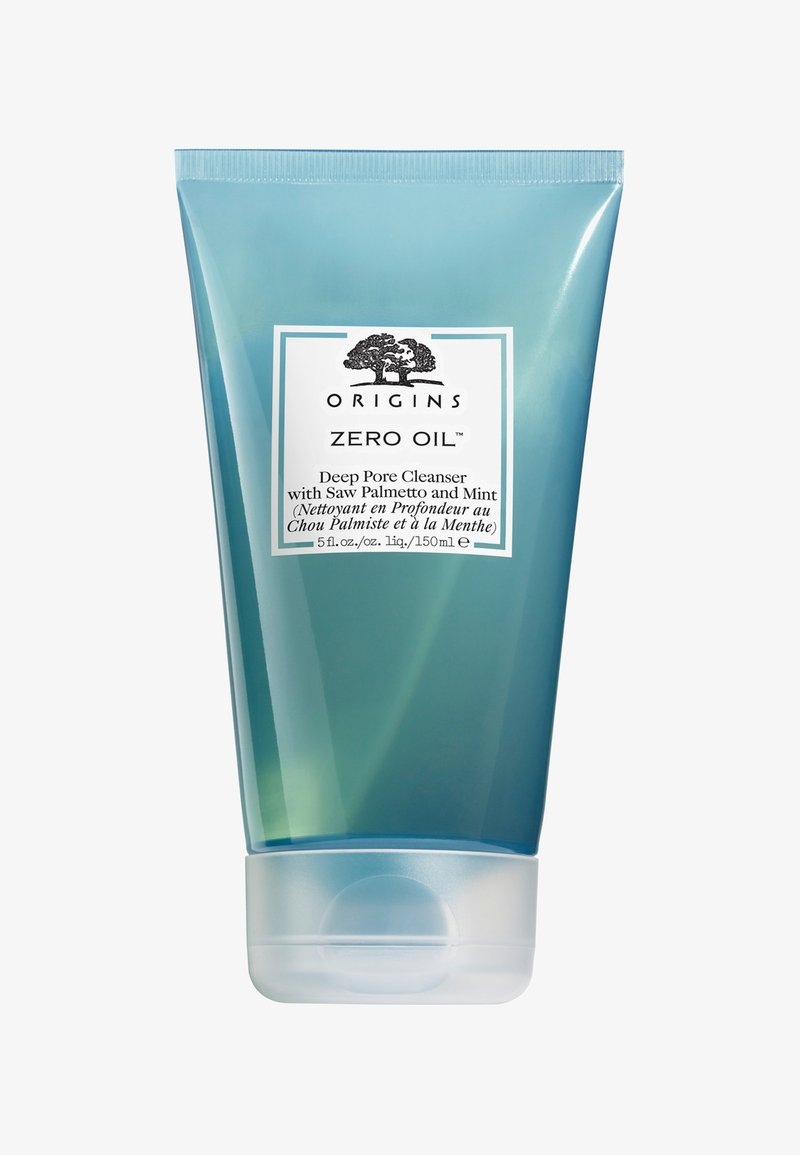 Origins - ZERO-OIL DEEP PORE CLEANSER WITH SAW PALMETTO AND MINT 150ML - Cleanser - -