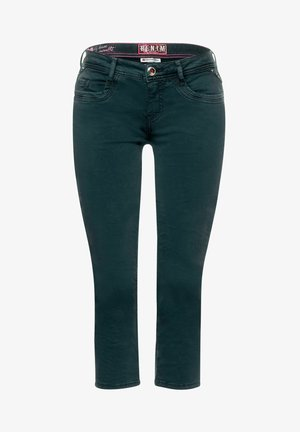 Jeans Skinny Fit - spruce green soft wash