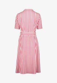 Vera Mont - VERA MONT  - Shirt dress - white/red - 1