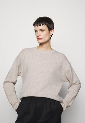 LINA - Pullover - sand beige
