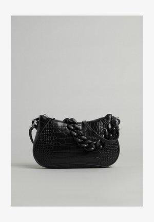 MIT KETTE - Across body bag - black