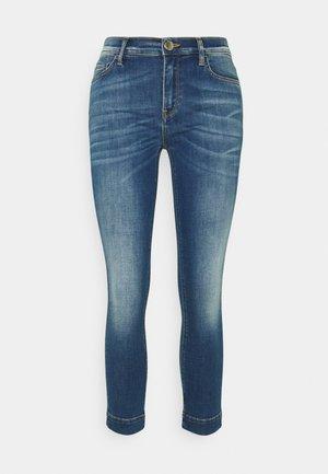 SABRINA SOFT STRETCH - Jeans Skinny Fit - blue denim