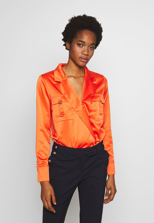 MAE - Blouse - orange
