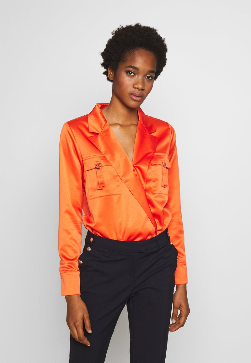4th & Reckless - MAE - Blouse - orange