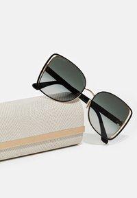 Jimmy Choo - FRIEDA - Sunglasses - black/gold-coloured - 3