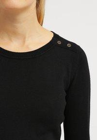 JoJo Maman Bébé - Jumper dress - black/ecru - 5
