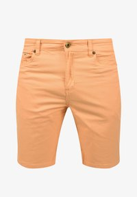 Solid - Denim shorts - orange chi - 5