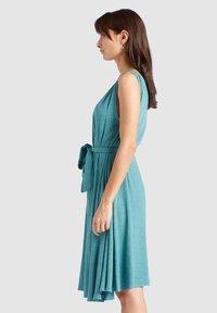 khujo - SPRING - Vestido informal - blau - 3