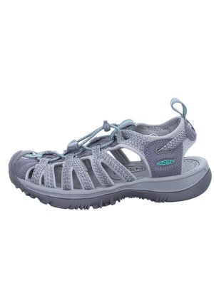 WHISPER - Walking sandals - grau
