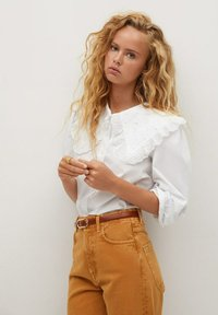 Mango - BABY - Button-down blouse - cremeweiß - 3