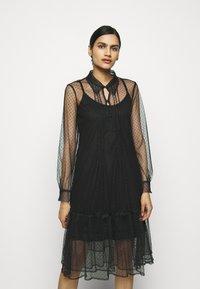 RIANI - Košilové šaty - black - 0