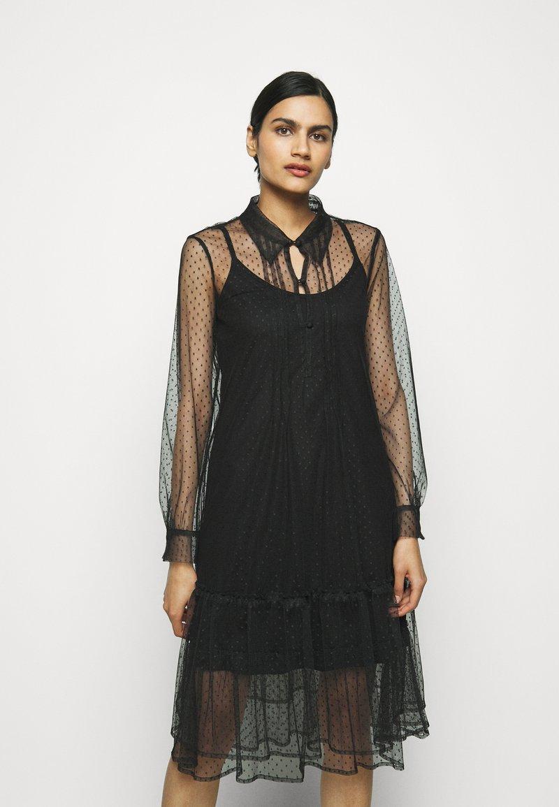 RIANI - Košilové šaty - black