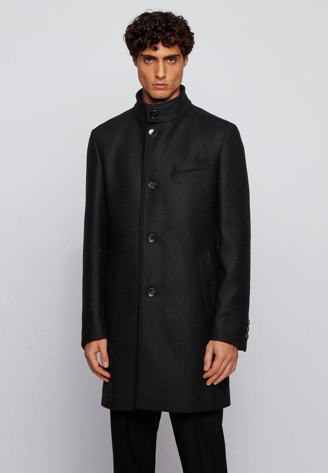 SHANTY - Cappotto classico - black