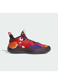 adidas Performance - Harden Vol. 5 Futurenatural BOOST LGHTSTRKE BASKETBALL SNEAKERS SHOES - Basketball shoes - red - 7