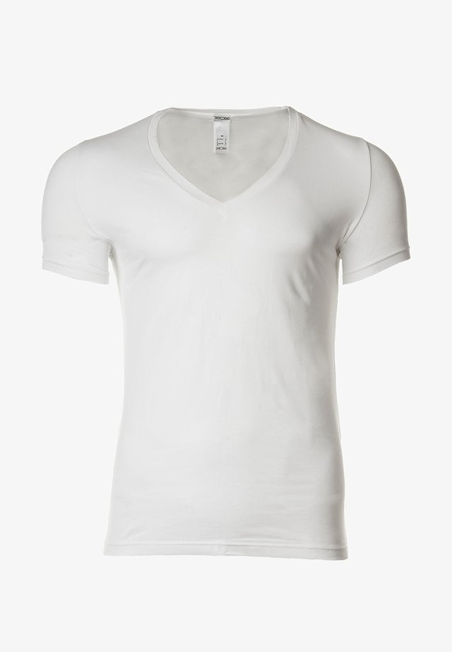 Basic T-shirt - weiß
