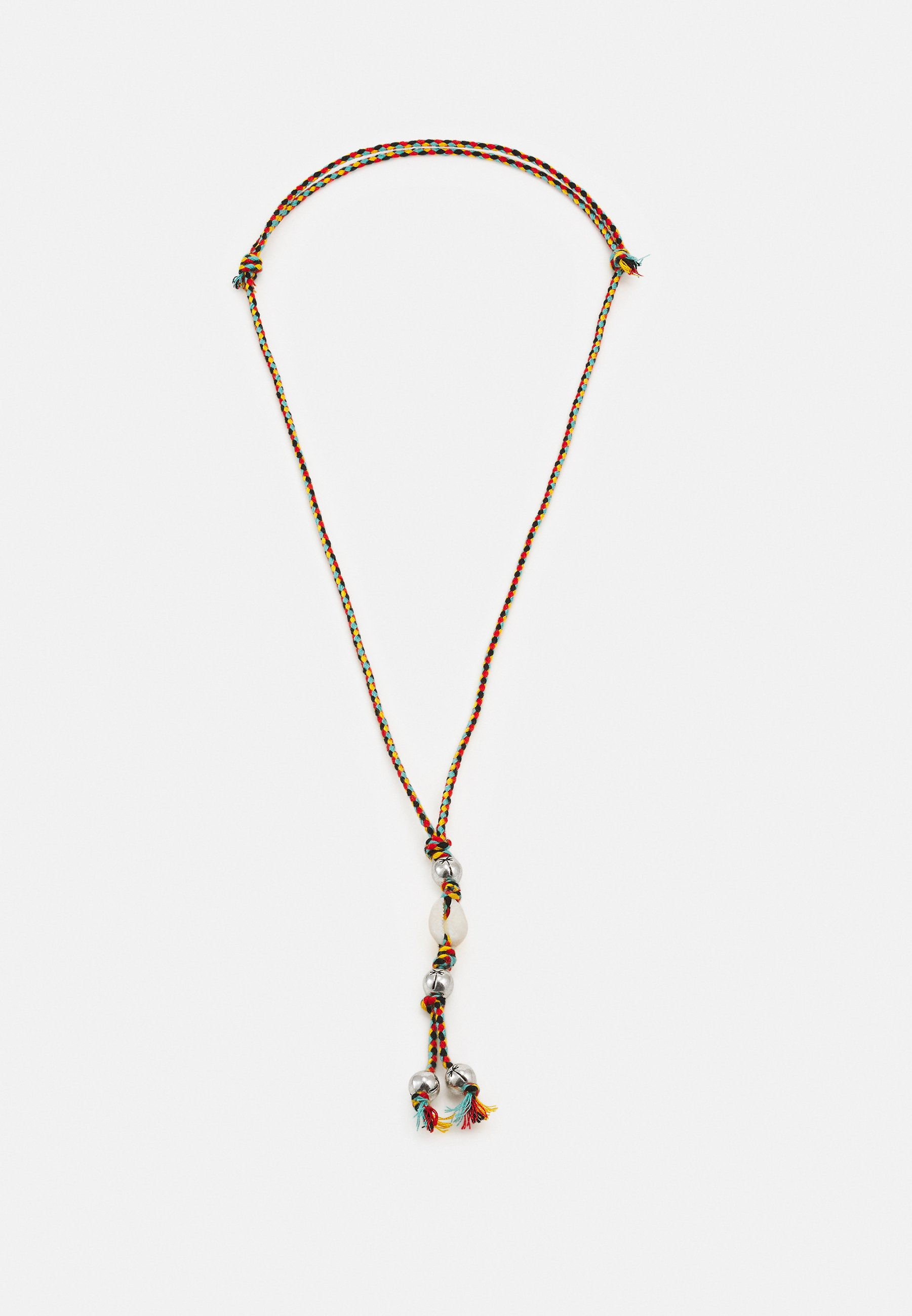 Homme BEACH DAYS PALM BEAD STRING NECKLACE - Collier