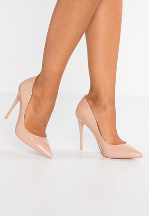 STESSY - High heels - bone