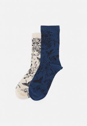 FINA BIRD SOCK 2 PACK - Socks - multi