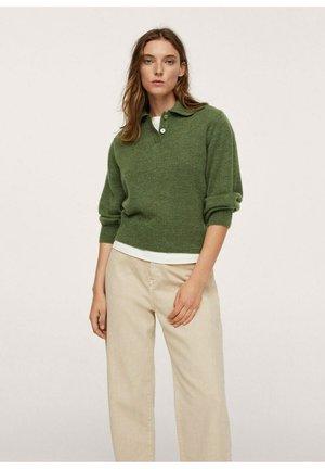 PULL - Polo shirt - kaki