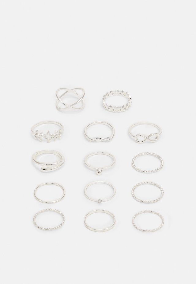TAMMY 14 PACK - Ring - silver-coloured