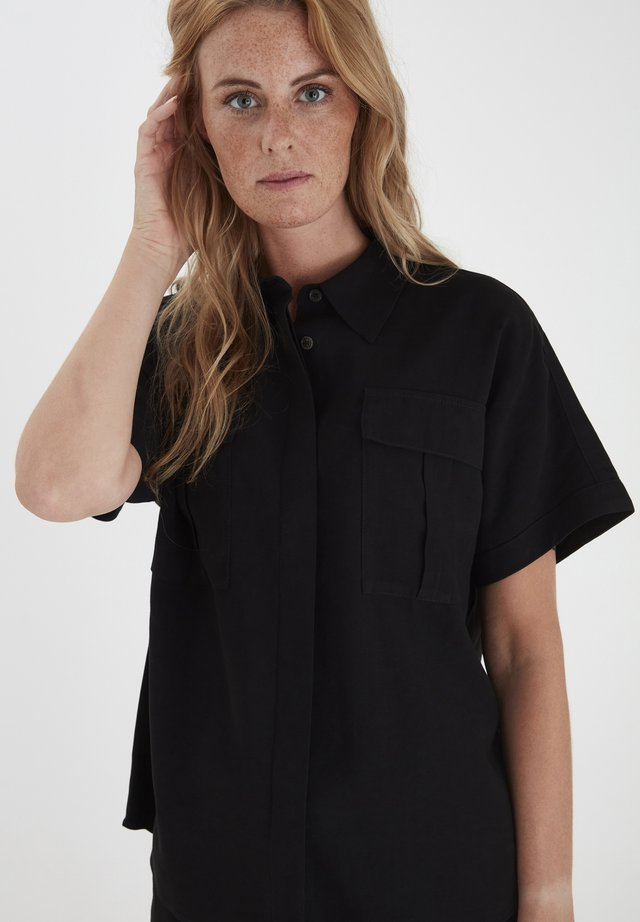 DRLARCY  - Button-down blouse - black