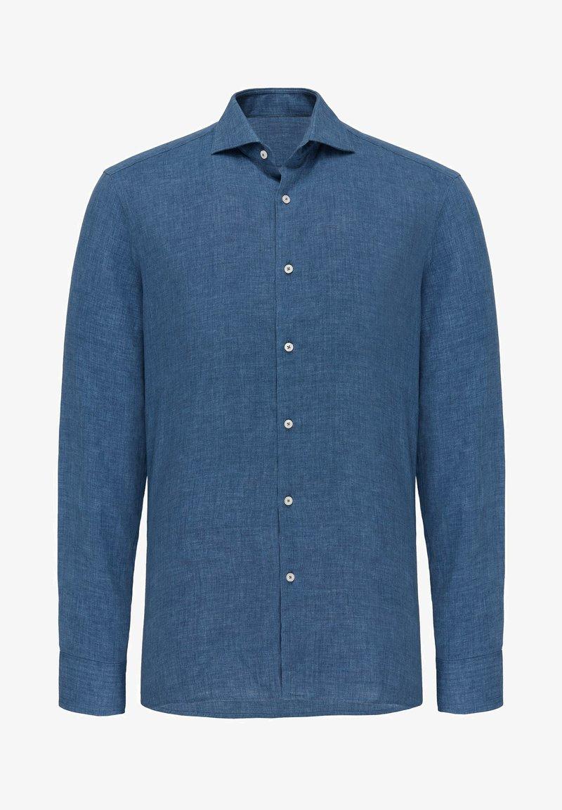 Carl Gross - Shirt - blue
